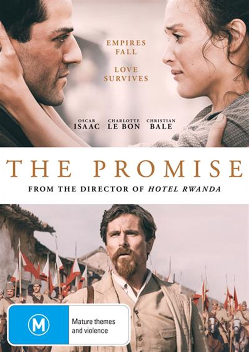Promise, The | DVD
