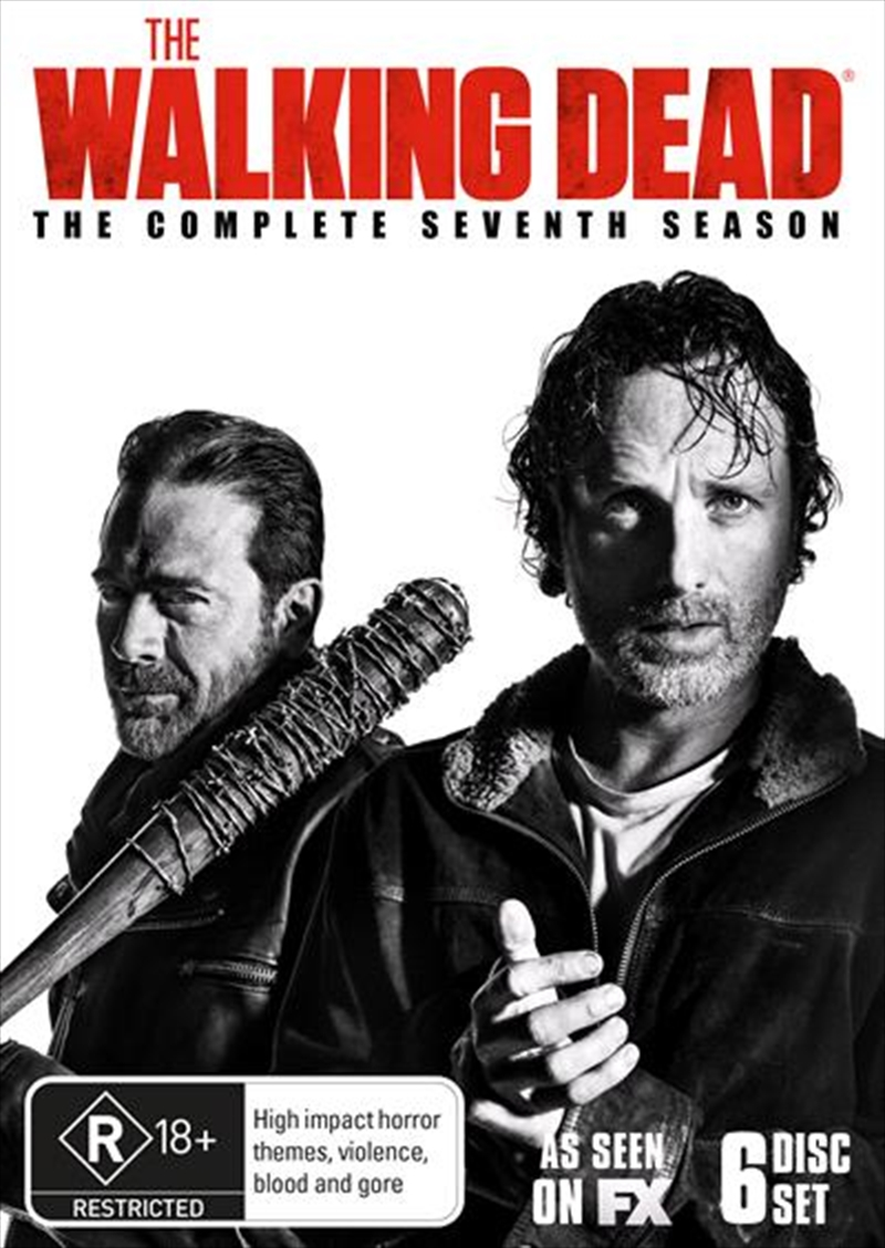 Walking Dead - Season 7, The | DVD