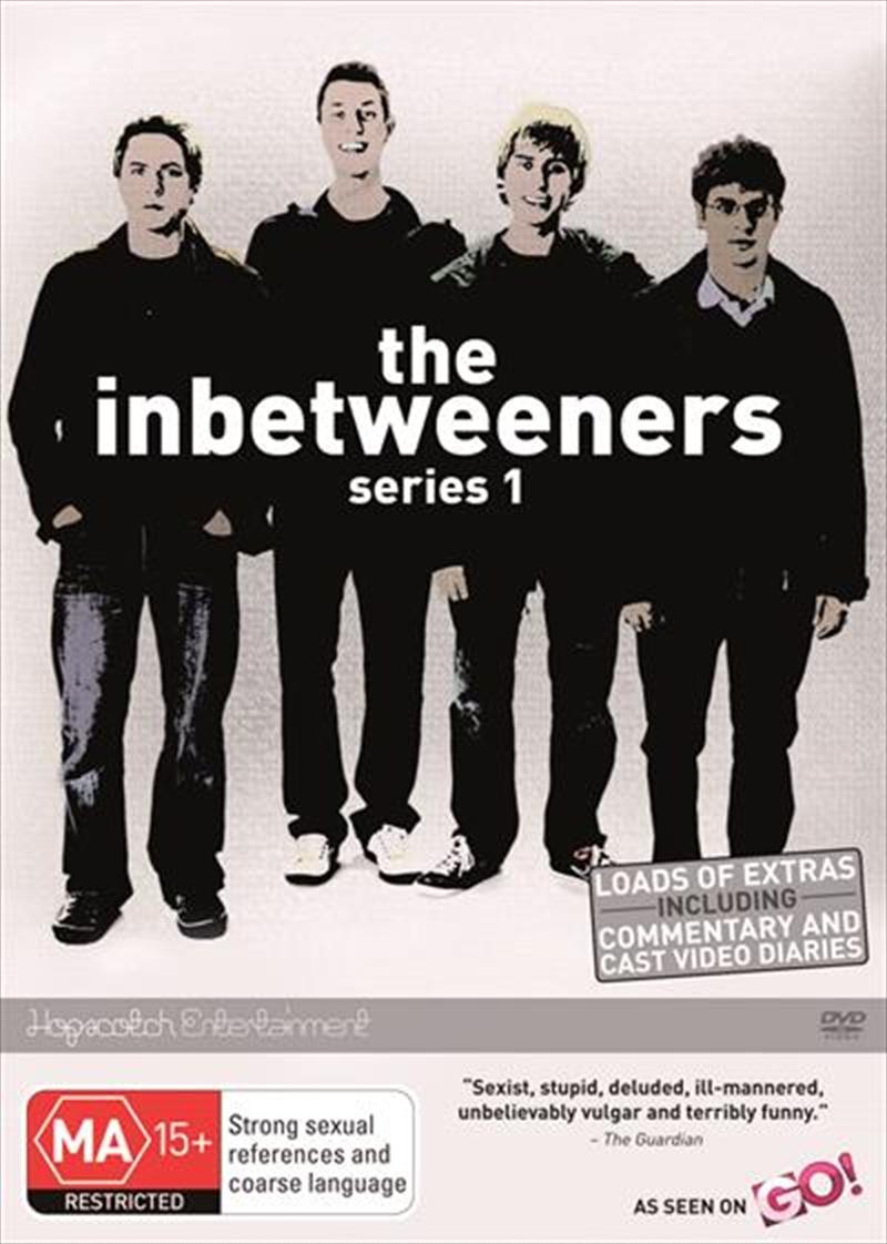 Inbetweeners - Series 1, The   DVD