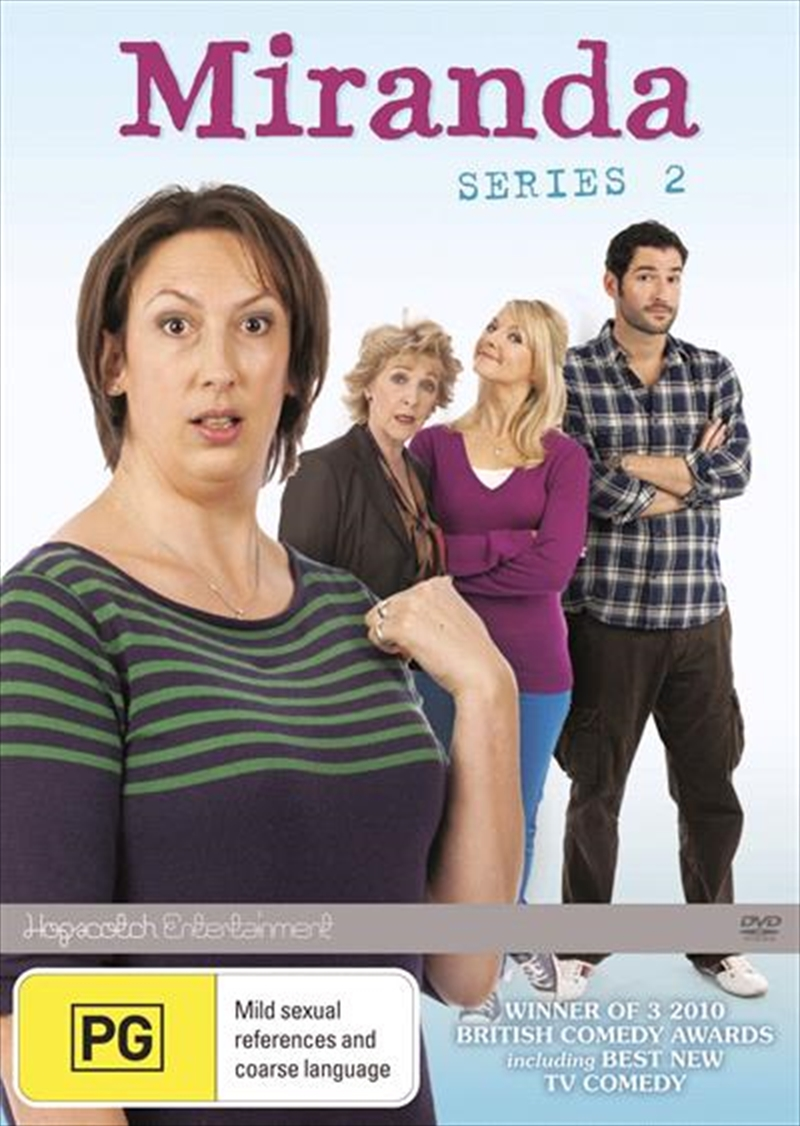 Miranda - Series 2 | DVD