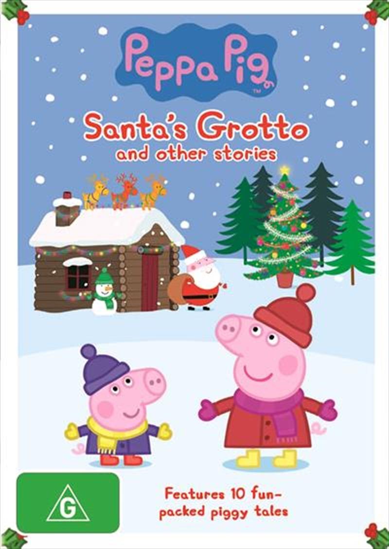 Peppa Pig - Santa's Grotto | DVD