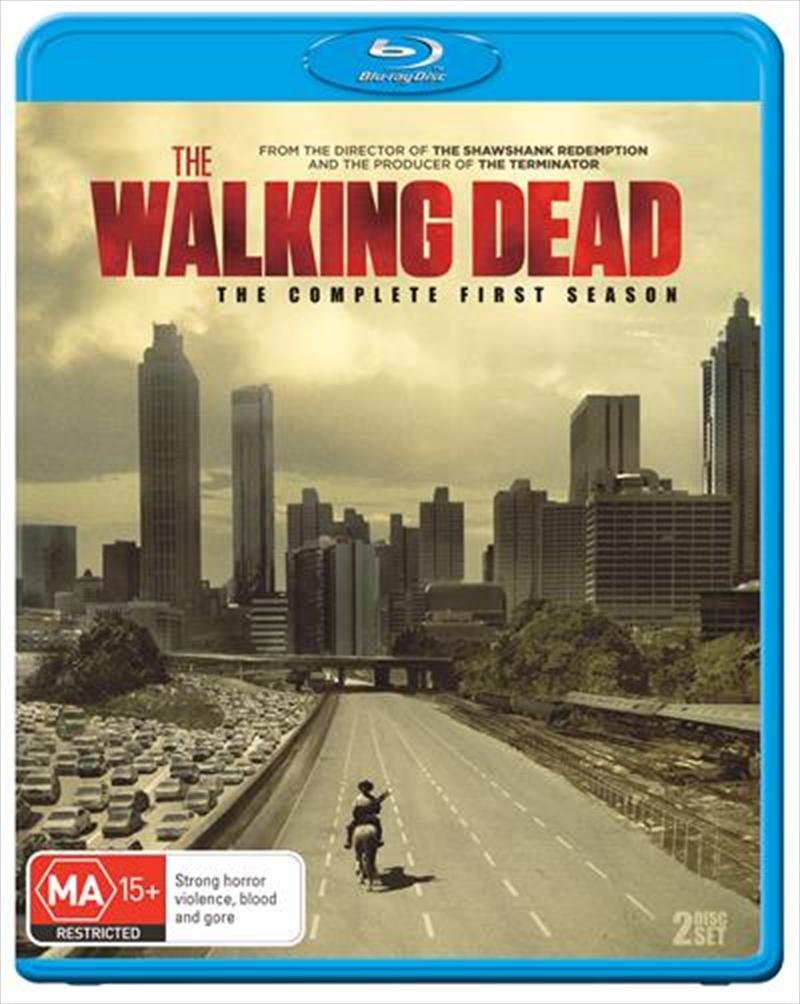 Walking Dead - Season 1, The | Blu-ray