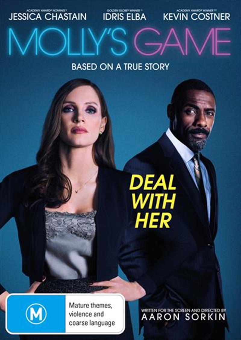 Molly's Game | DVD