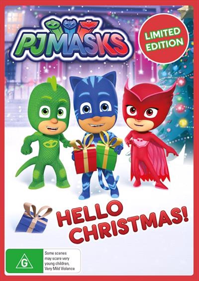 PJ Masks - Hello Christmas! - Limited Edition | DVD