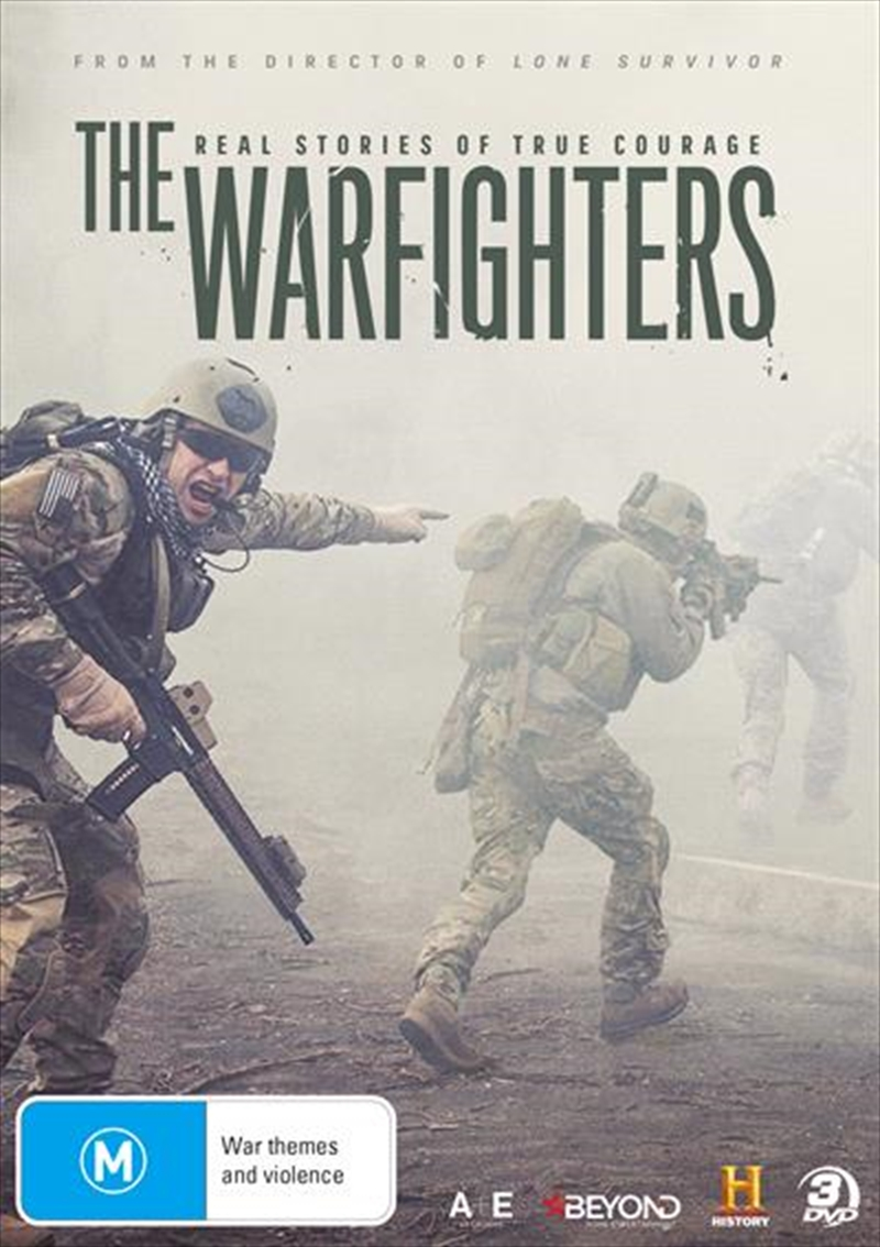 Warfighters, The | DVD