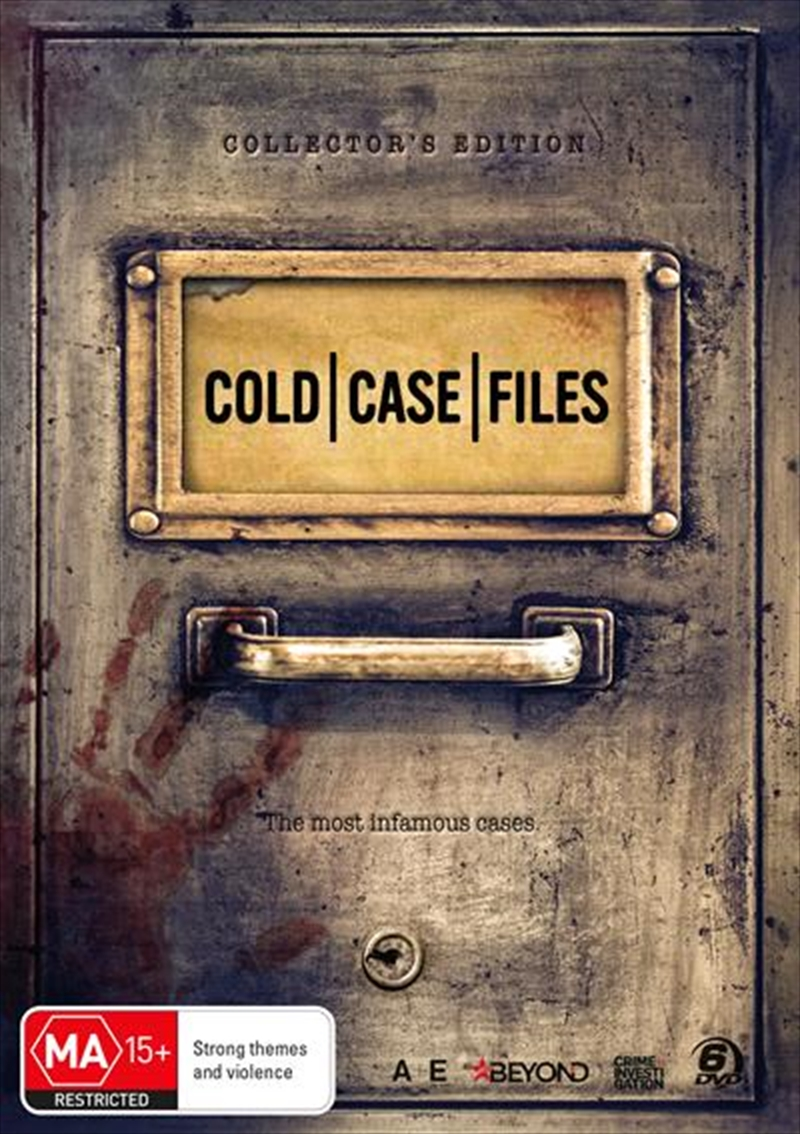 Cold Case Files Collector's Edition | DVD