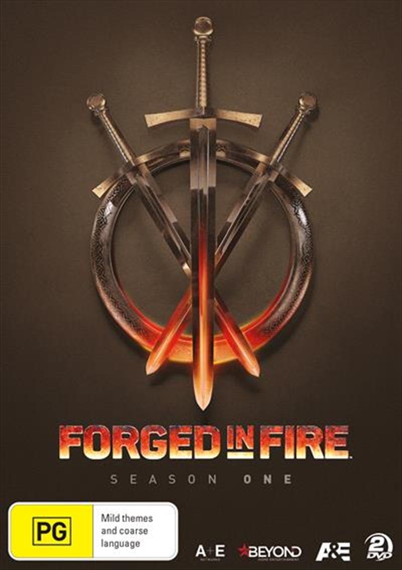 Forged In Fire - Season 1 | DVD