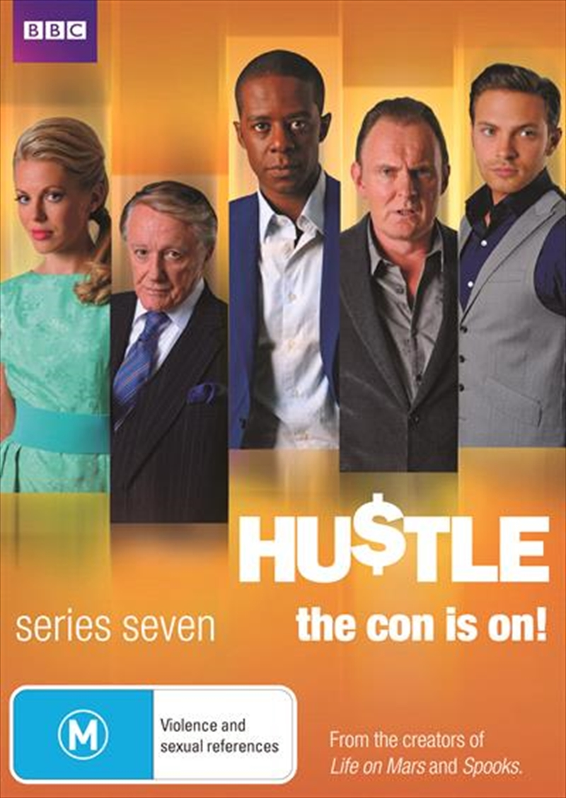 Hustle - Series 7 | DVD