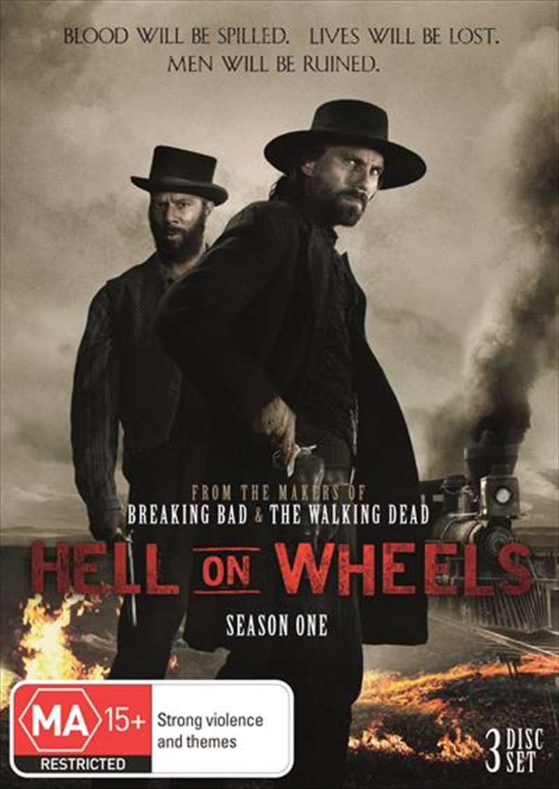 Hell On Wheels - Season 1 | DVD