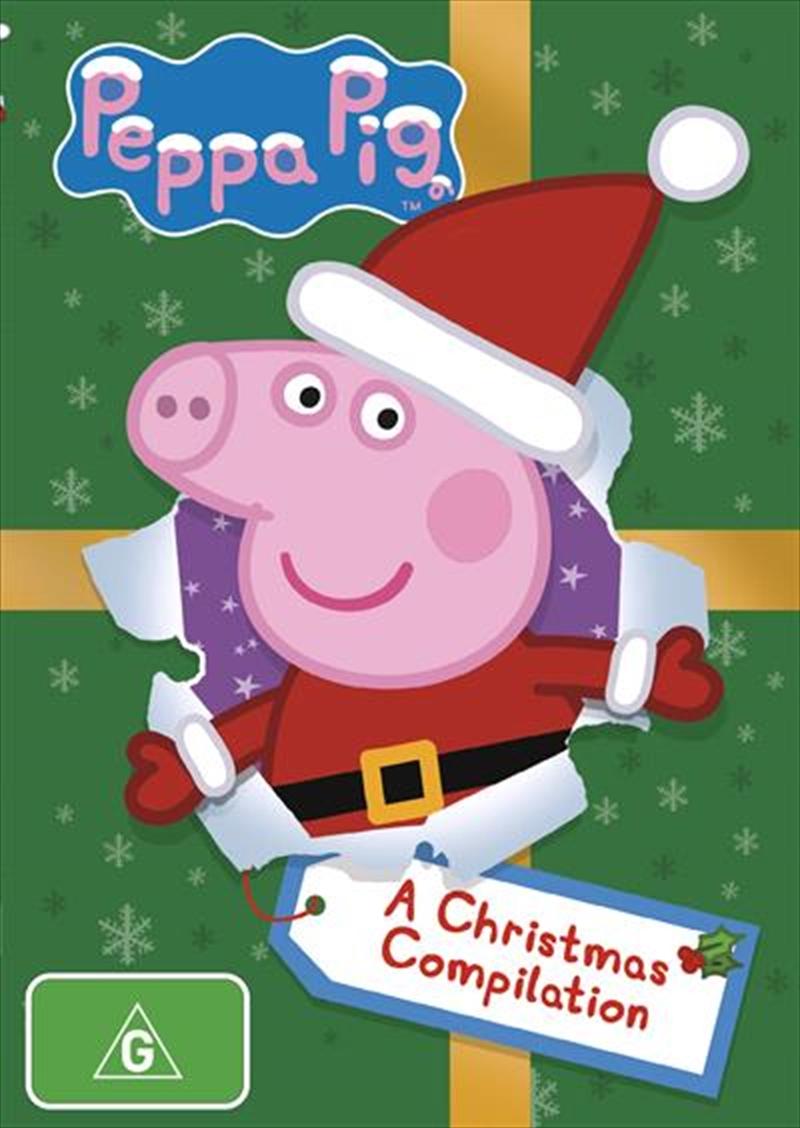 Peppa Pig - A Christmas Compilation | DVD