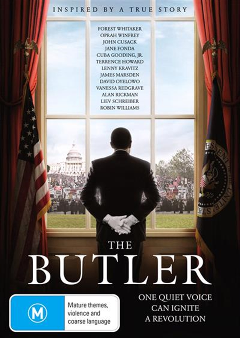 Butler, The | DVD
