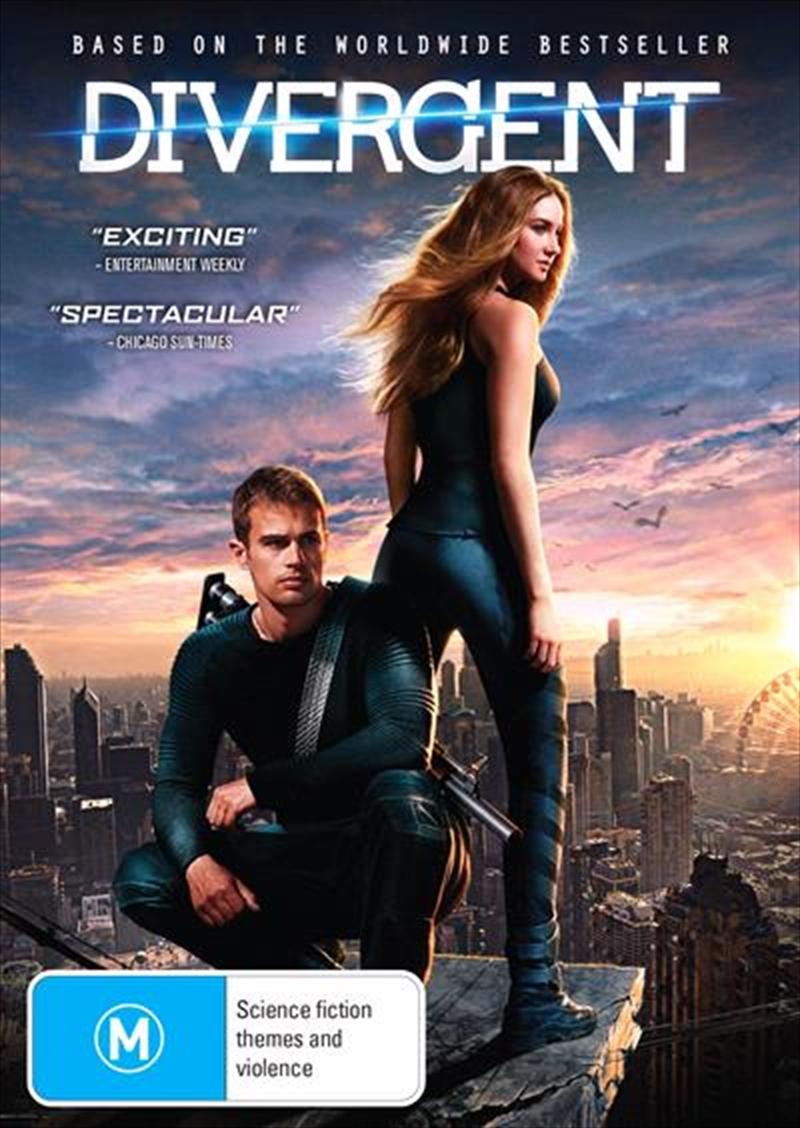 Divergent | DVD