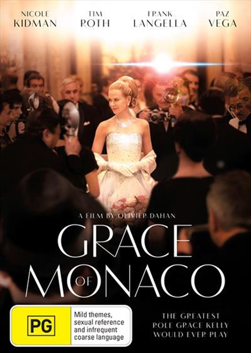 Grace Of Monaco | DVD