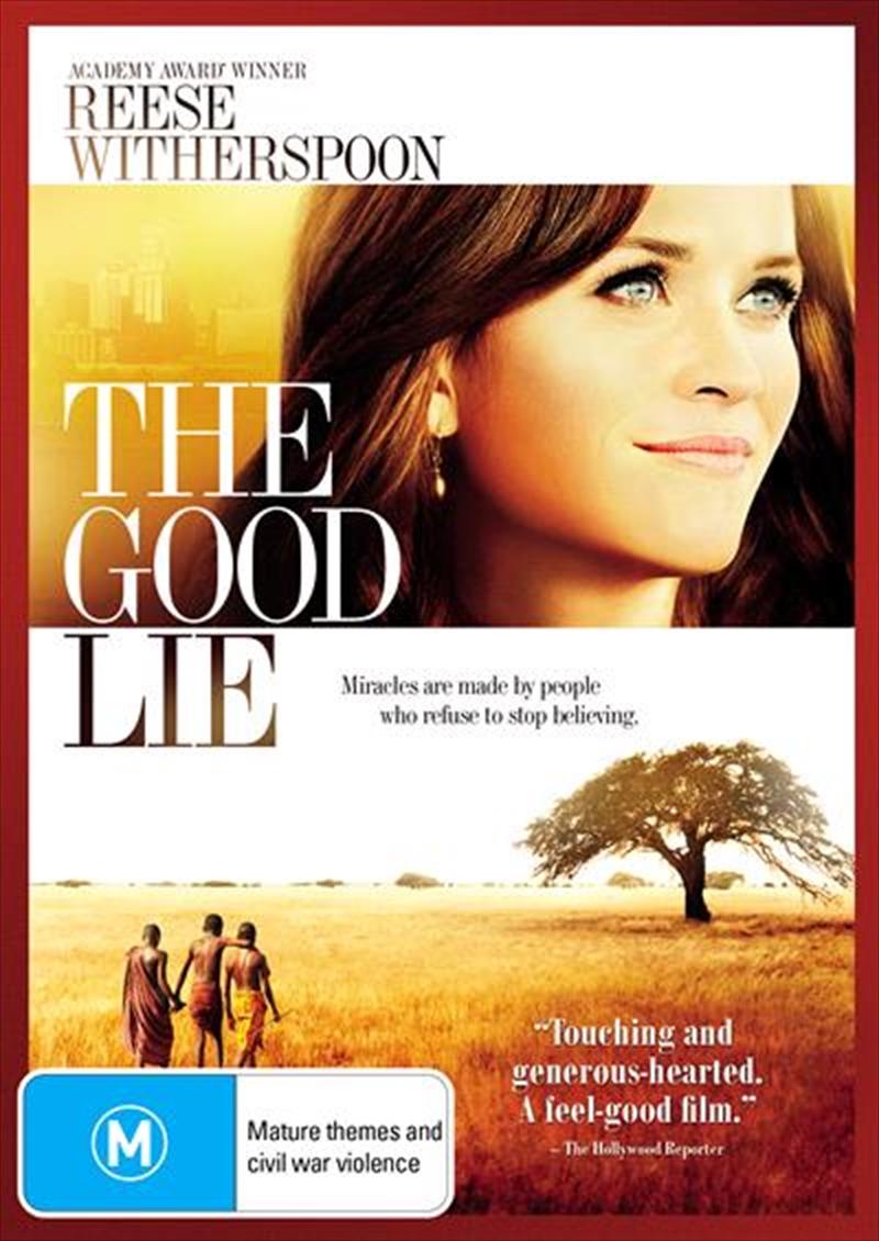 Good Lie, The | DVD