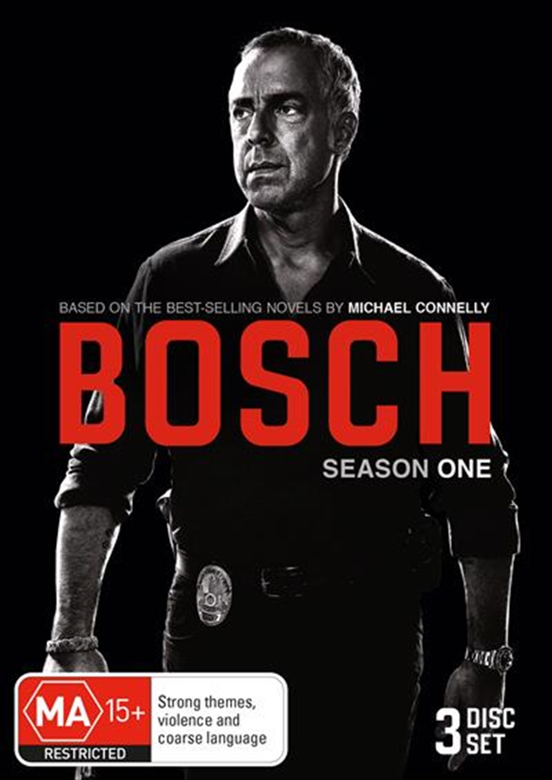 Bosch - Season 1 | DVD