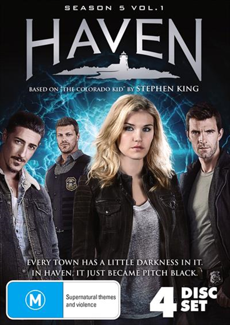 Haven - Season 5 - Part 1 | DVD
