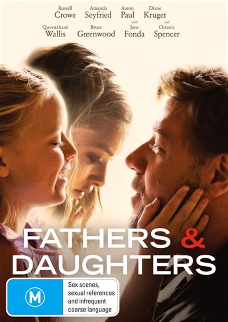 Fathers and Daughters   DVD
