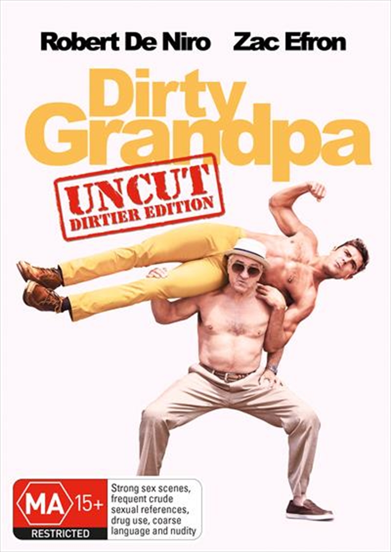 Dirty Grandpa | DVD