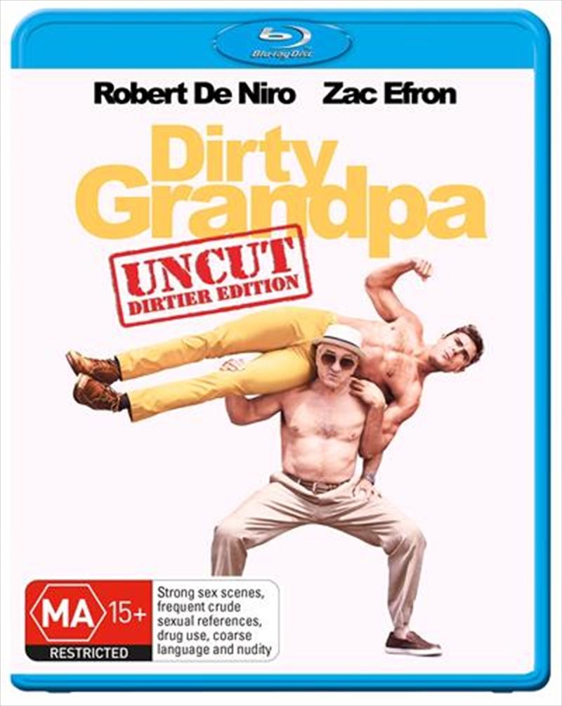 Dirty Grandpa | Blu-ray