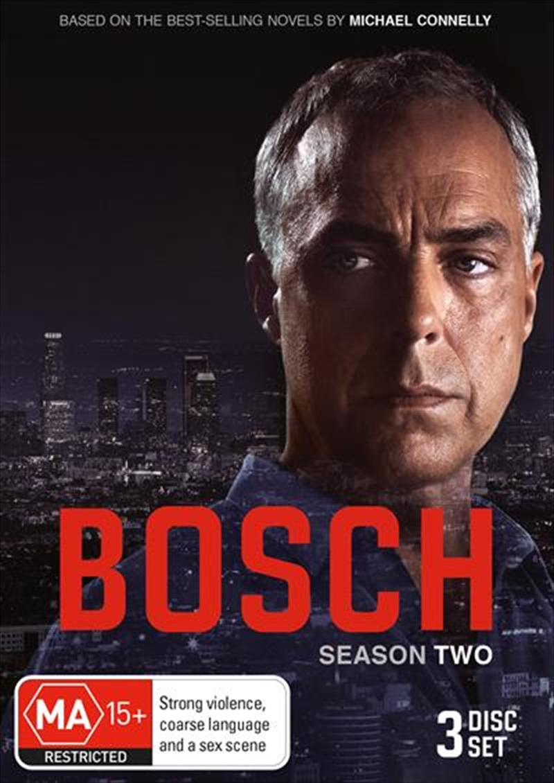 Bosch - Season 2 | DVD