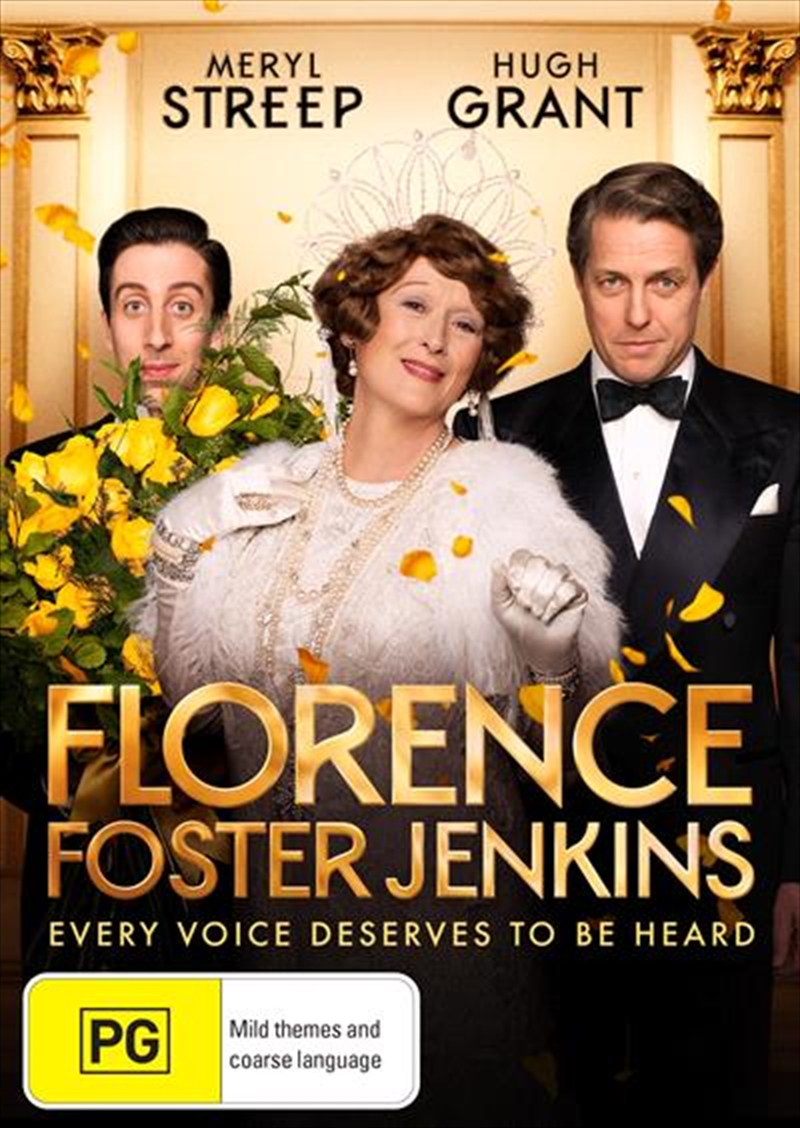 Florence Foster Jenkins | DVD