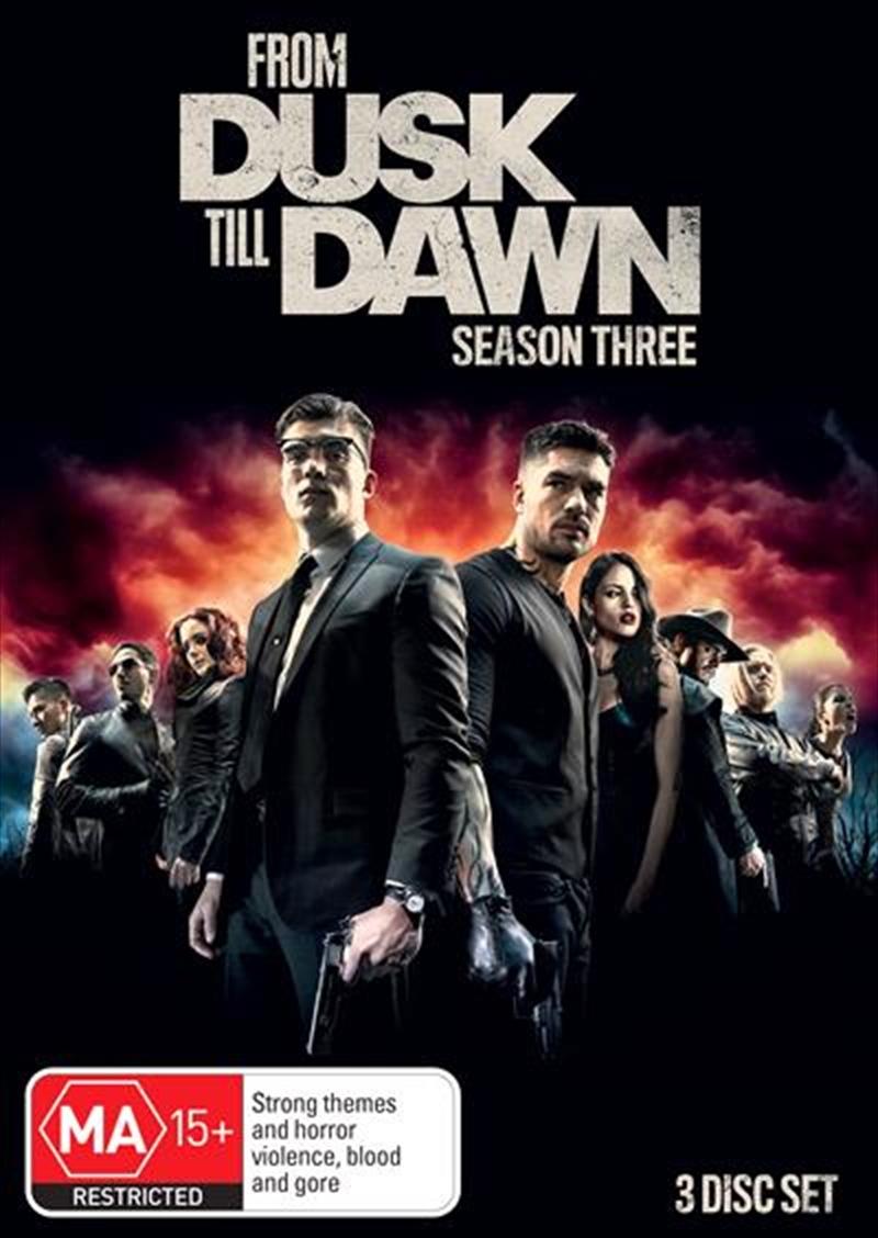 From Dusk Till Dawn - Season 3 | DVD