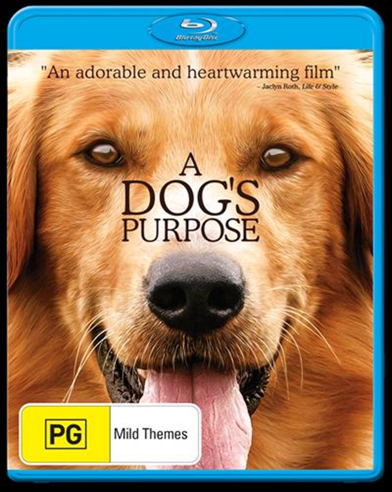 A Dogs Purpose | Blu-ray