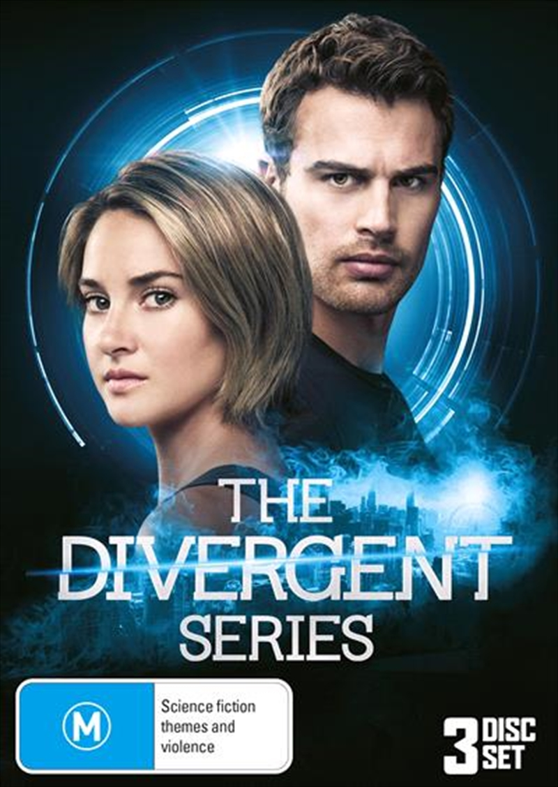 Divergent Series Boxset, The | DVD