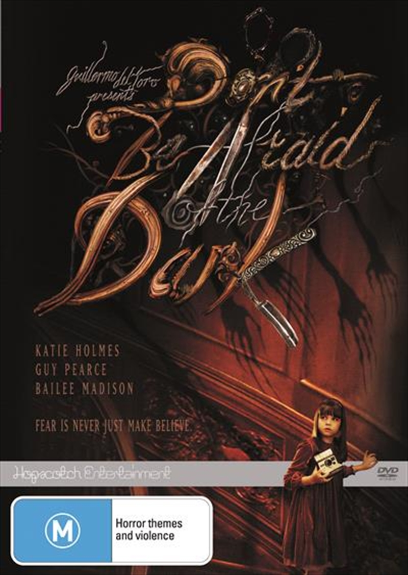 Don't Be Afraid Of The Dark   DVD