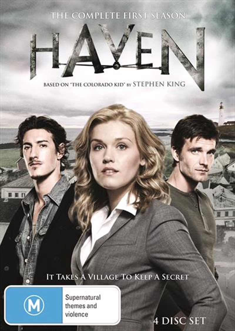 Haven - Season 1 | DVD
