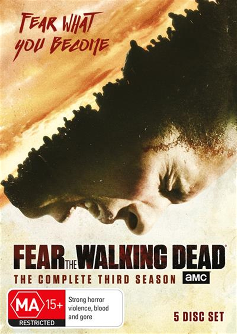 Fear The Walking Dead - Season 3 | DVD