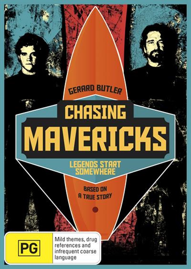 Chasing Mavericks | DVD