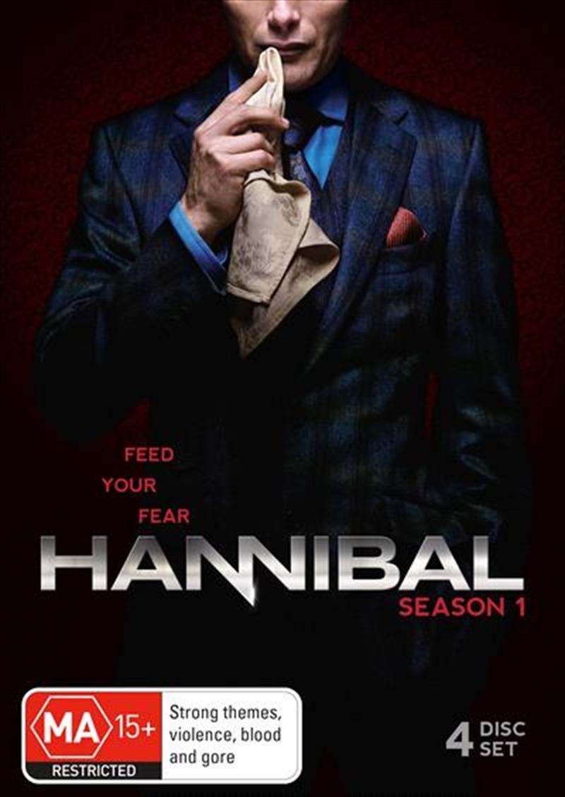 Hannibal - Season 1 | DVD