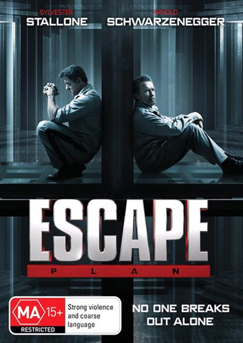 Escape Plan | DVD