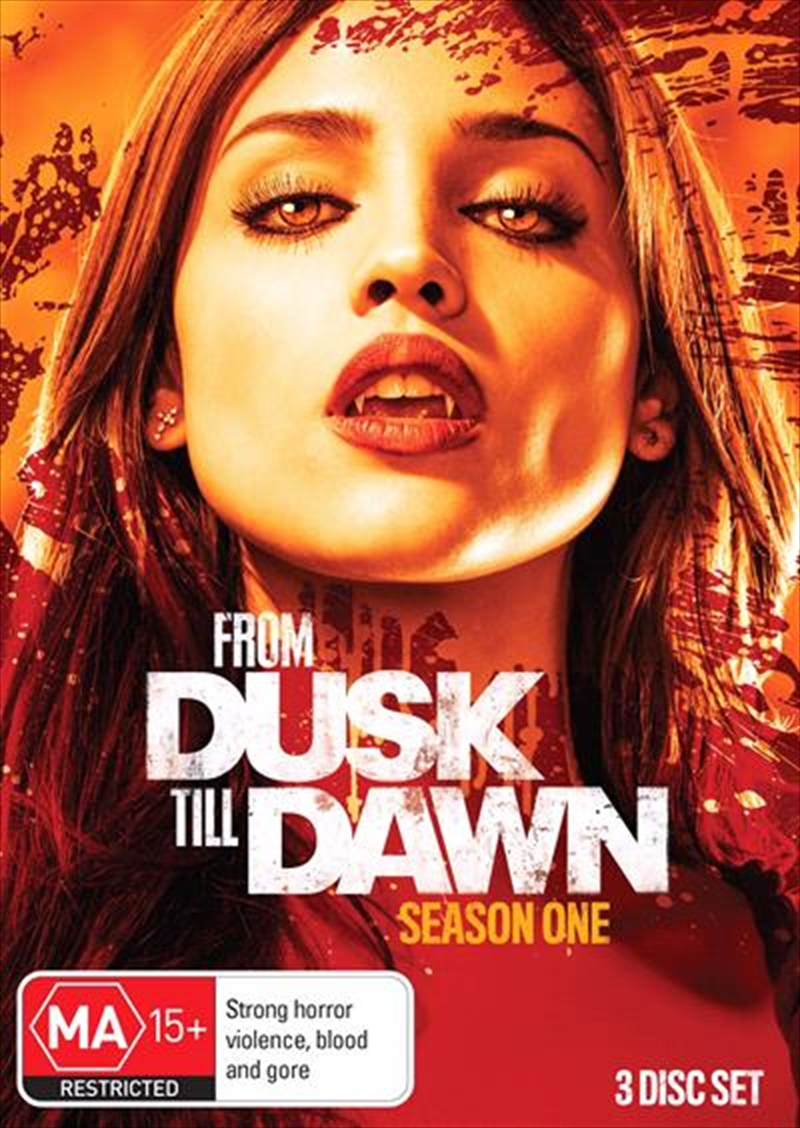 From Dusk Till Dawn - Season 1 | DVD