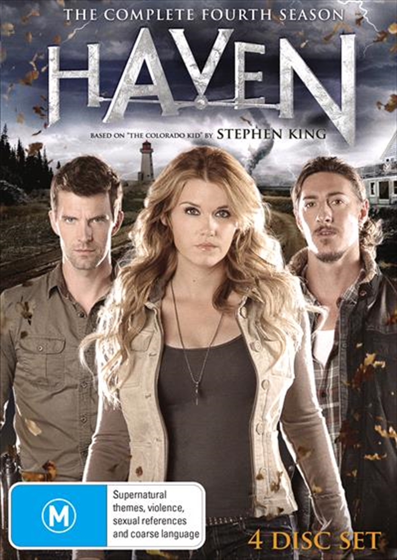Haven - Season 4 | DVD