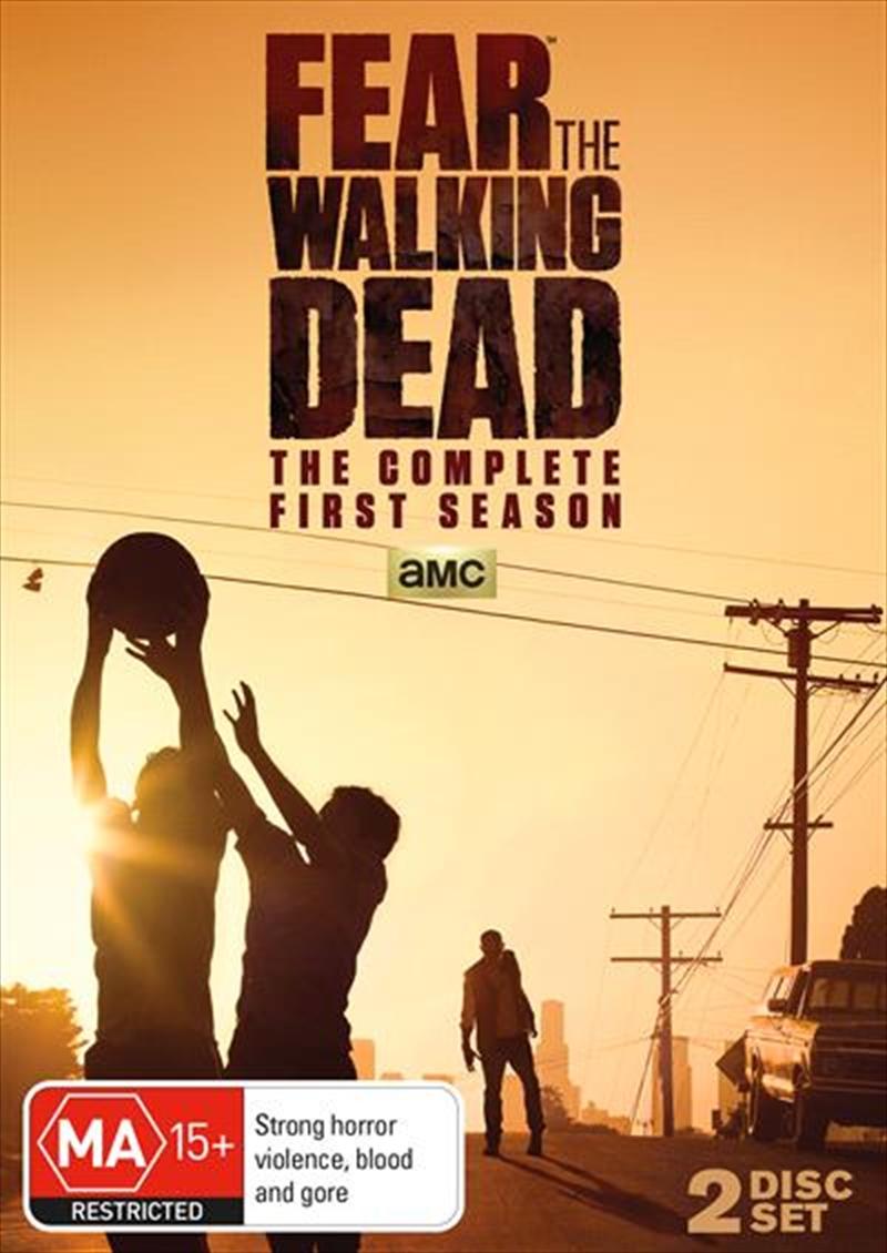Fear The Walking Dead | DVD