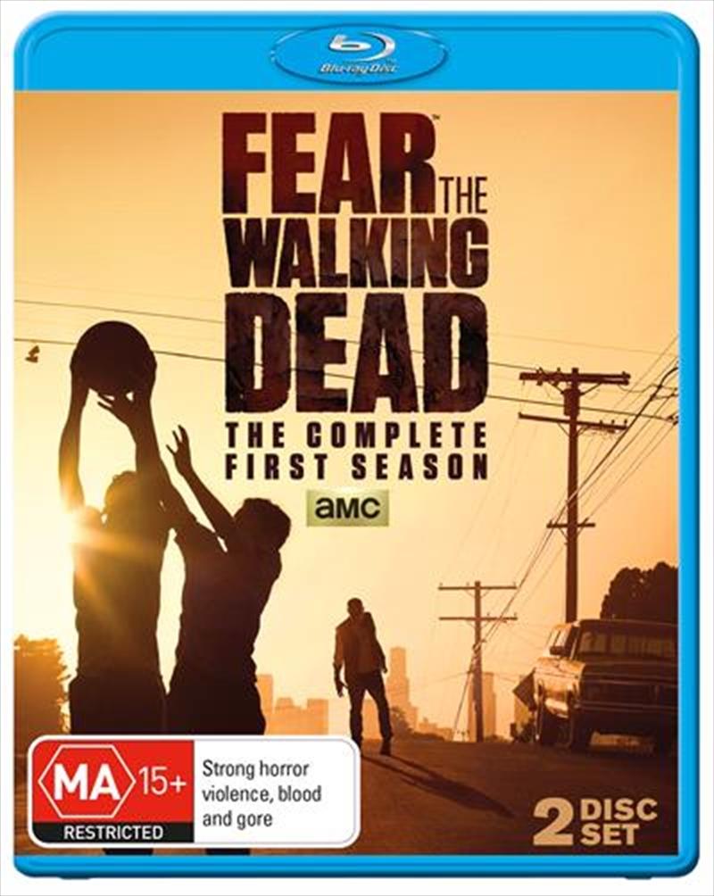Fear The Walking Dead | Blu-ray