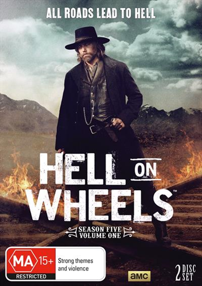 Hell On Wheels - Season 5 | DVD