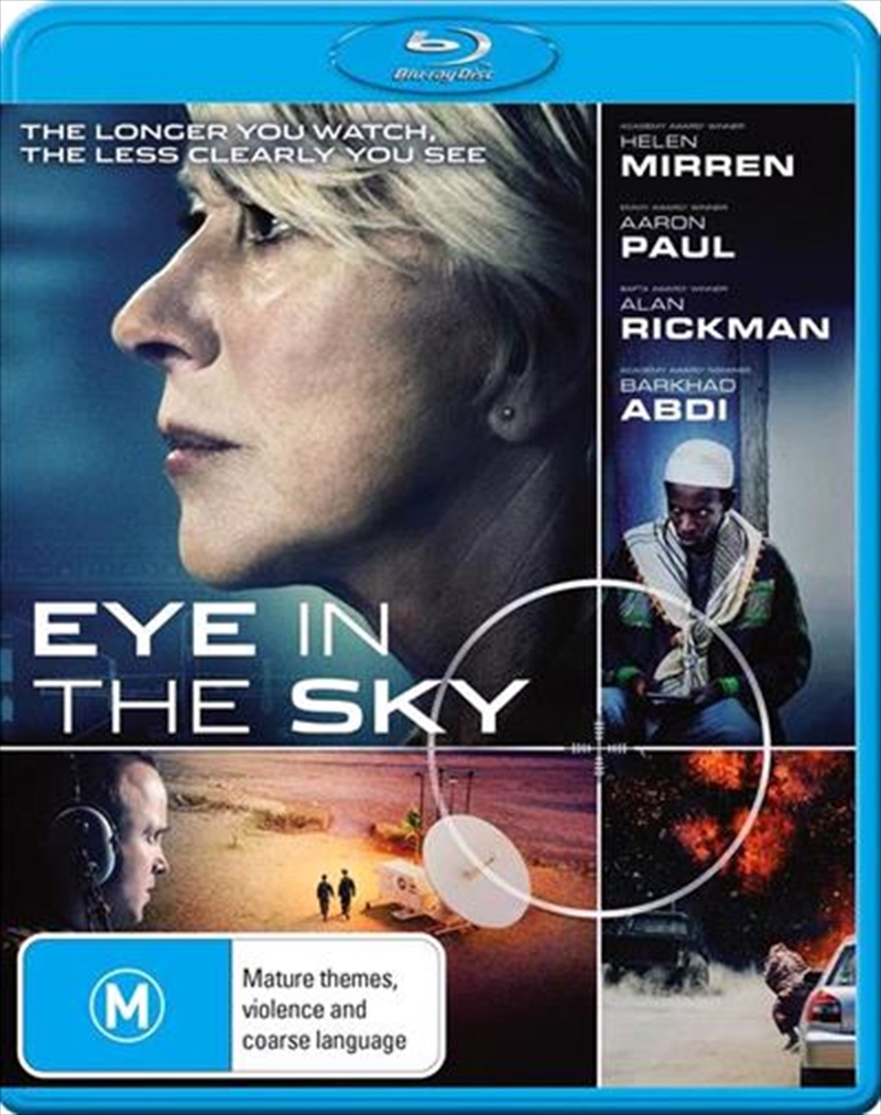 Eye In The Sky | Blu-ray