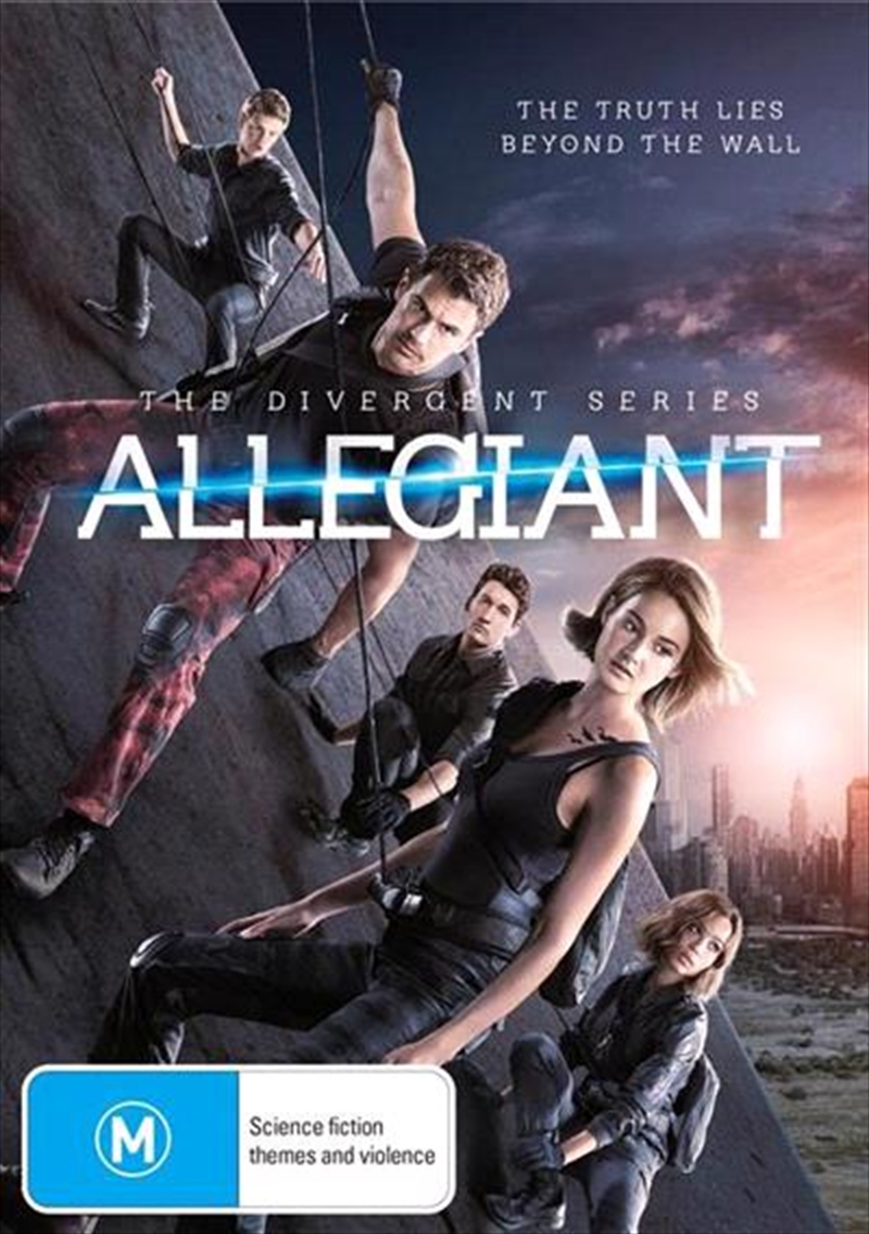 Divergent Series - Allegiant, The | DVD