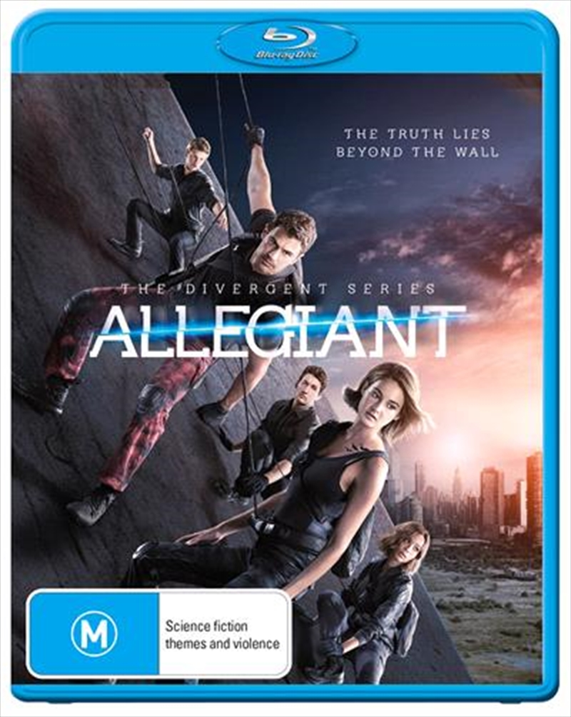 Divergent Series - Allegiant, The | Blu-ray