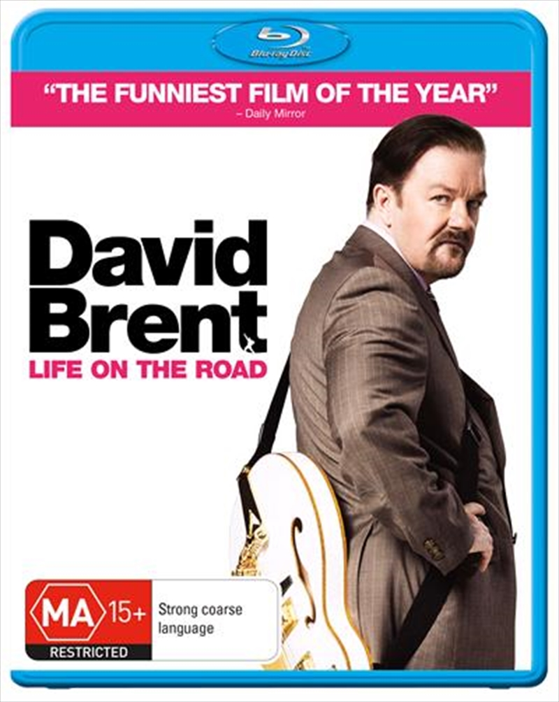 David Brent - Life On The Road | Blu-ray