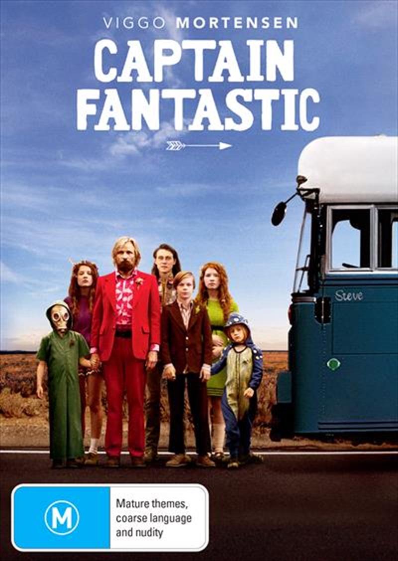 Captain Fantastic | DVD