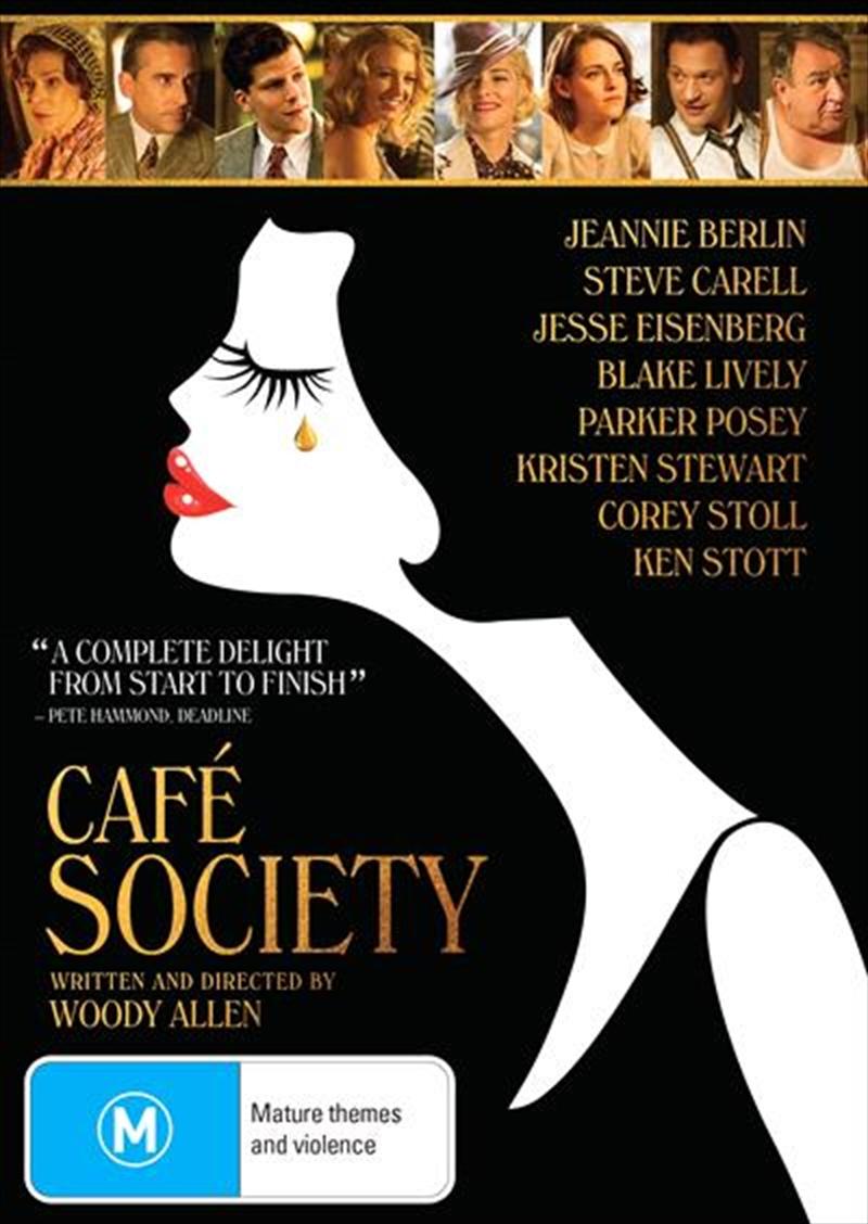 Cafe Society | DVD