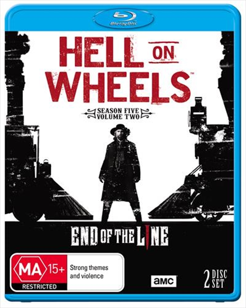 Hell On Wheels - Season 5 - Part 2 | Blu-ray