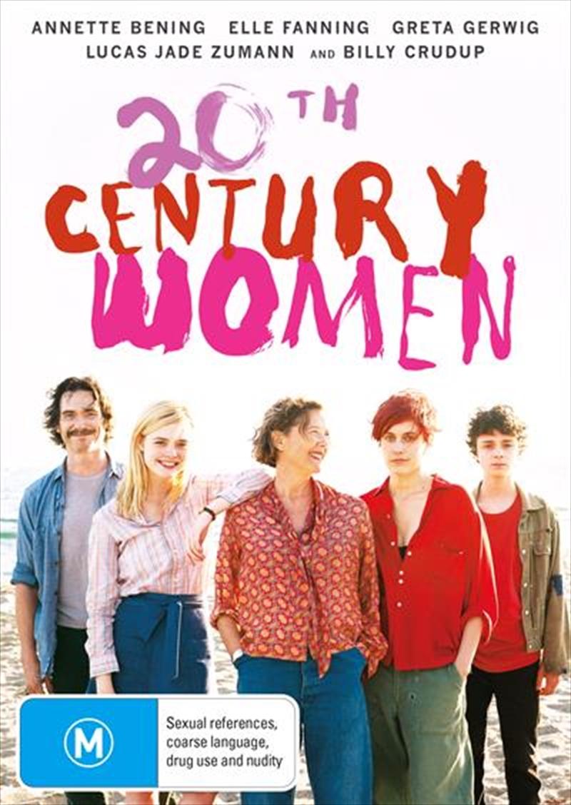 20th Century Women | DVD