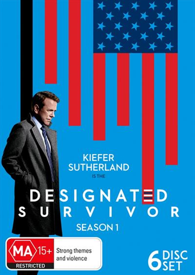 Designated Survivor - Season 1 | DVD