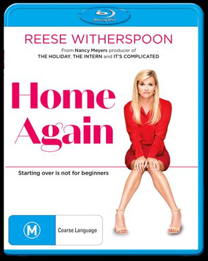 Home Again | Blu-ray