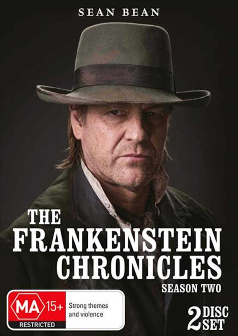 Frankenstein Chronicles - Season 2, The | DVD